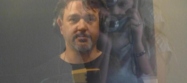 Grammy-winning opera star Nathan Gunn recording at Reach